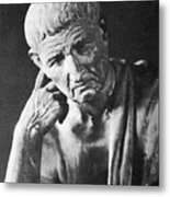 Aristotle, Metal Print by