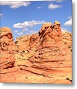 Arizona Candyland Metal Print