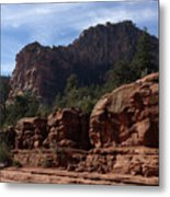 Arizona Canyon One Metal Print