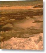 Arizona Cloudscape II Metal Print