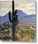 Arizona Icon Metal Print