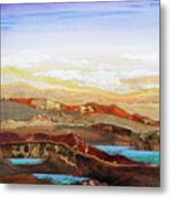 Arizona Reflections Number Two Metal Print