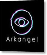 Arkangel Metal Print