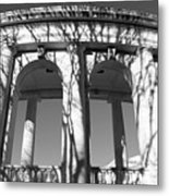 Arlington Amphitheater From The Outside -- 2 Metal Print
