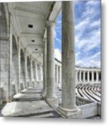 Arlington National Cemetery - Memorial Amphitheater Metal Print