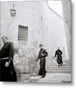 Armenian Quarter Jerusalem Metal Print