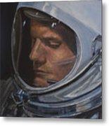 Armstrong- Gemini Viii Metal Print