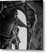 Army Airborne Series 3 Metal Print