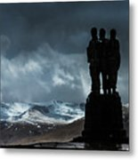Army Commando Memorial  Metal Print
