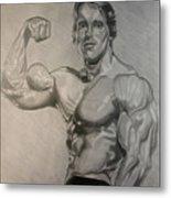 Arnold Metal Print