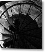 Around And Above Metal Print