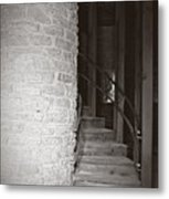 Around The Corner Metal Print
