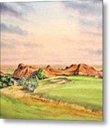Arrowhead Golf Course Colorado Hole 3 Metal Print