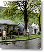 Arrowtown, New Zealand Metal Print