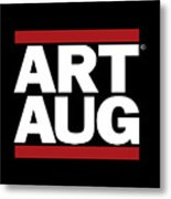 Art Aug Metal Print