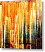 Art By God...signed Metal Print
