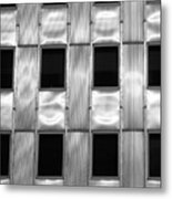 Art Deco Building Metal Print