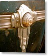 Art Deco Olds Trim Metal Print