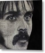 Art In The News 95-steve Prefontaine Metal Print