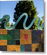 Art In The Park - Louis Armstrong Park - New Orleans Metal Print