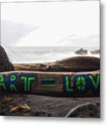Art Love Metal Print