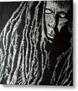 Art of Freedom Metal Print