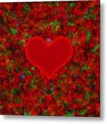Art Of The Heart 2 Metal Print