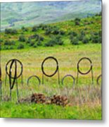 Art Or Practicality Metal Print