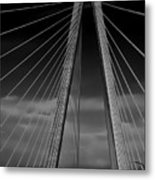 Arthur Ravenel Jr Bridge Metal Print