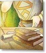 Articles Of The Barons 2 Metal Print