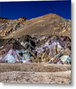 Artists Pallete Metal Print