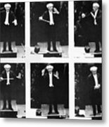 Arturo Toscanini Metal Print