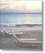 Aruba Beach Metal Print