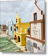 Aruba Cemetery Metal Print