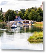 Arundel Metal Print by Trevor Wintle