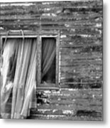 As If A Ghost Metal Print