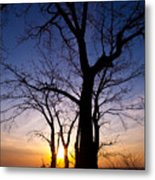 As Twilight Approaches Metal Print