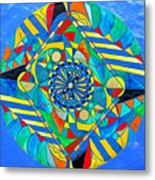Ascended Reunion Metal Print