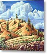 Ashcroft Landscape Metal Print