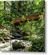 Ashland Creek Metal Print