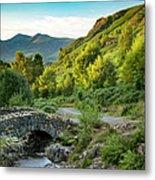 Ashness Bridge Metal Print