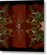 Asian Spice Two Metal Print