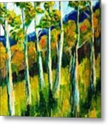 Aspen Highlands Metal Print