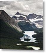 Assiniboine Vista Metal Print