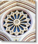 Assisi Plenaria Design Metal Print