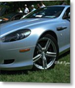 Aston Martin Db9 Metal Print