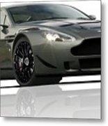 Aston Martin Lmv/r Metal Print