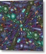 Astral Elixir Metal Print