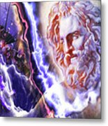 Astral Experience Metal Print