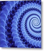 Astral Vortex Metal Print